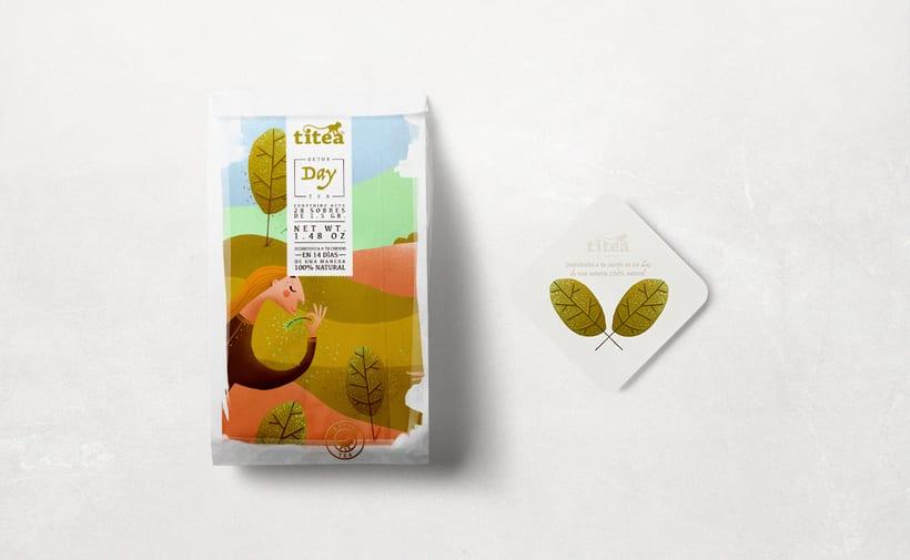 Titea® Detox Tea 4