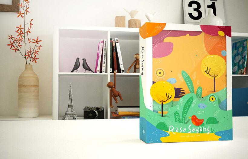 Rasa Sayang - Packaging Book 0