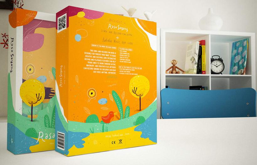 Rasa Sayang - Packaging Book 4