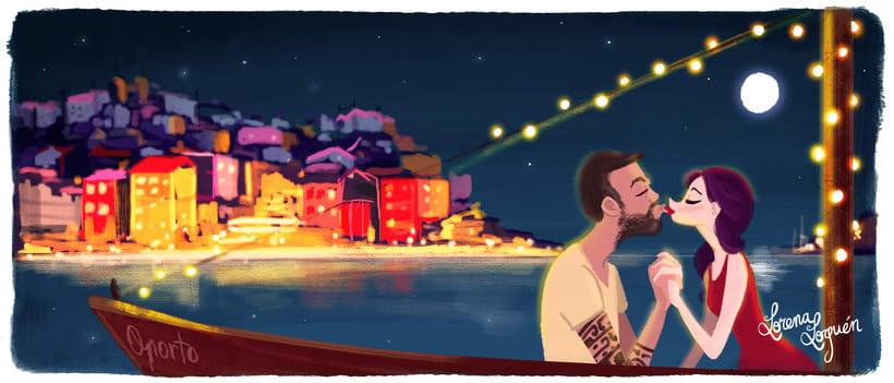 Romance in Porto 0