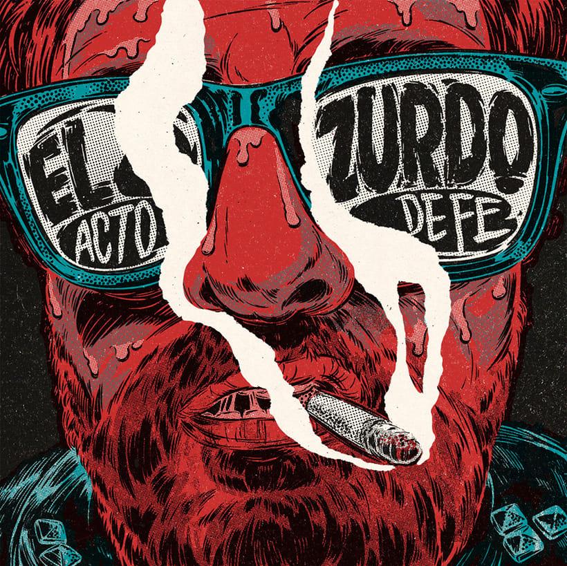 El Zurdo Álbum Artwork 1