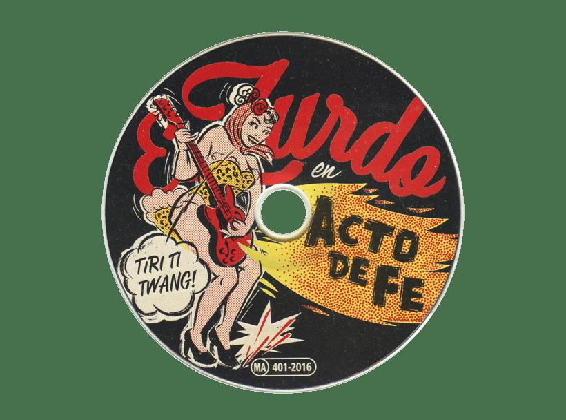 El Zurdo Álbum Artwork 2