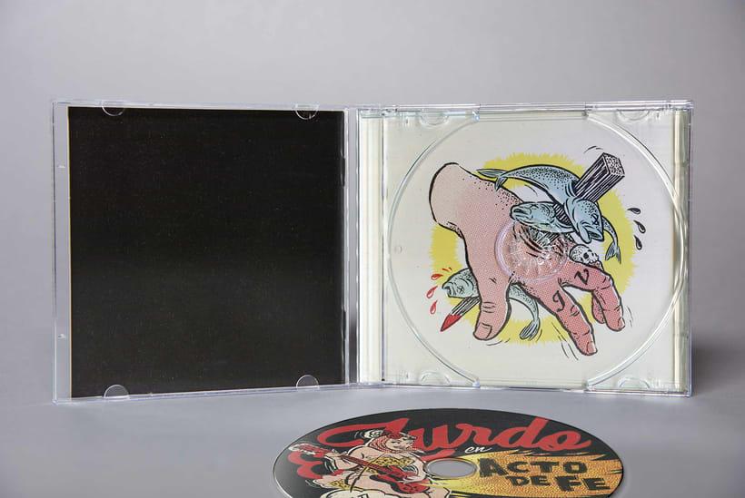 El Zurdo Álbum Artwork 5
