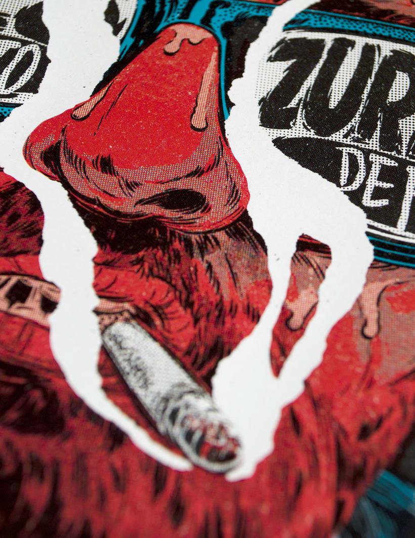 El Zurdo Álbum Artwork 6