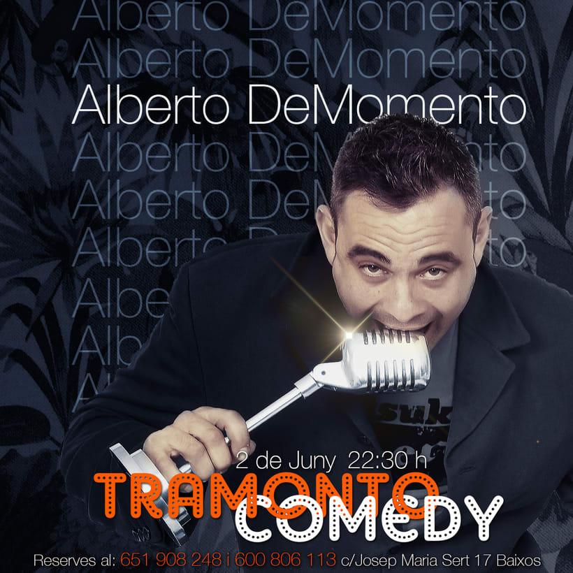 Tramonto Comedy 2016 1