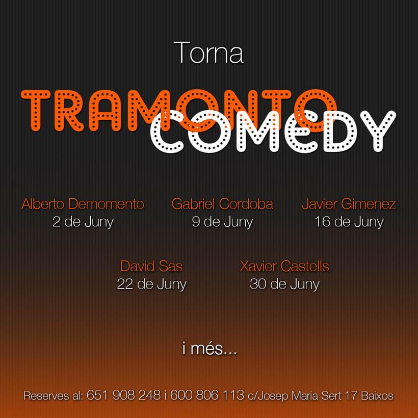 Tramonto Comedy 2016 0