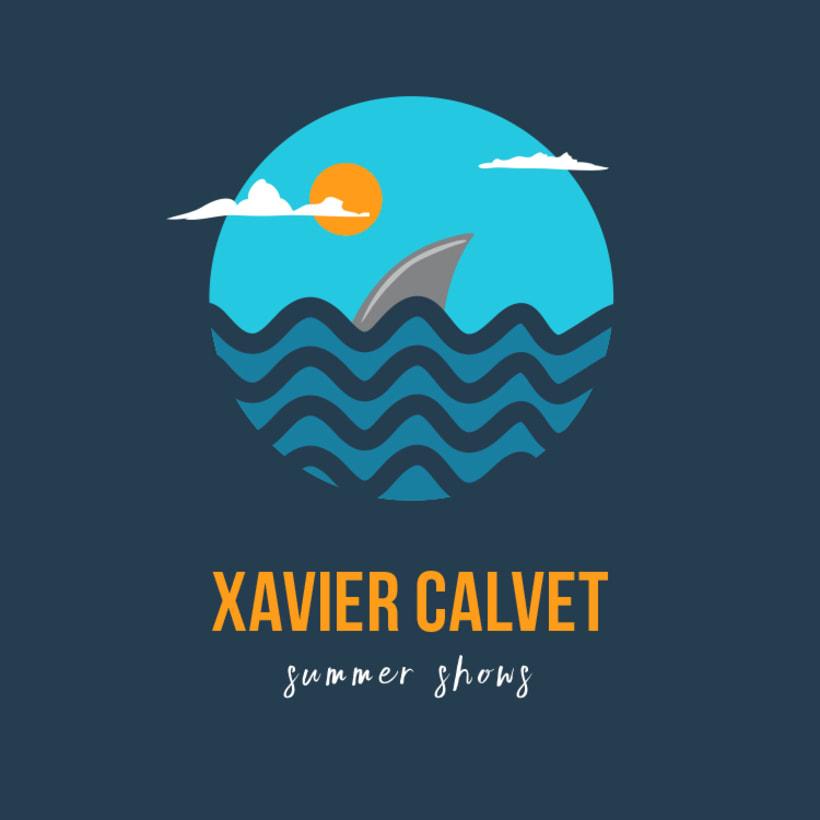 Cartel gira XAVIER CALVET 0