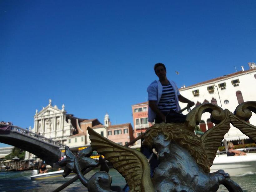 il canale - venezia Italia 2