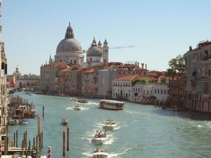 il canale - venezia Italia 6