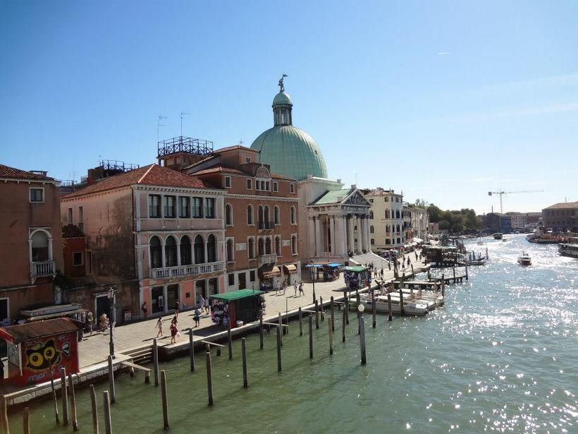 il canale - venezia Italia 18