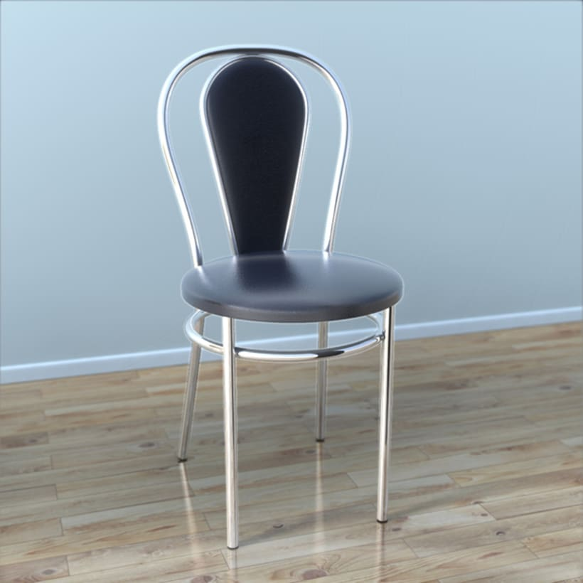 3d - chairs 0