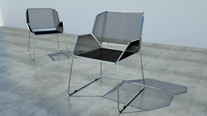 3d - chairs 2