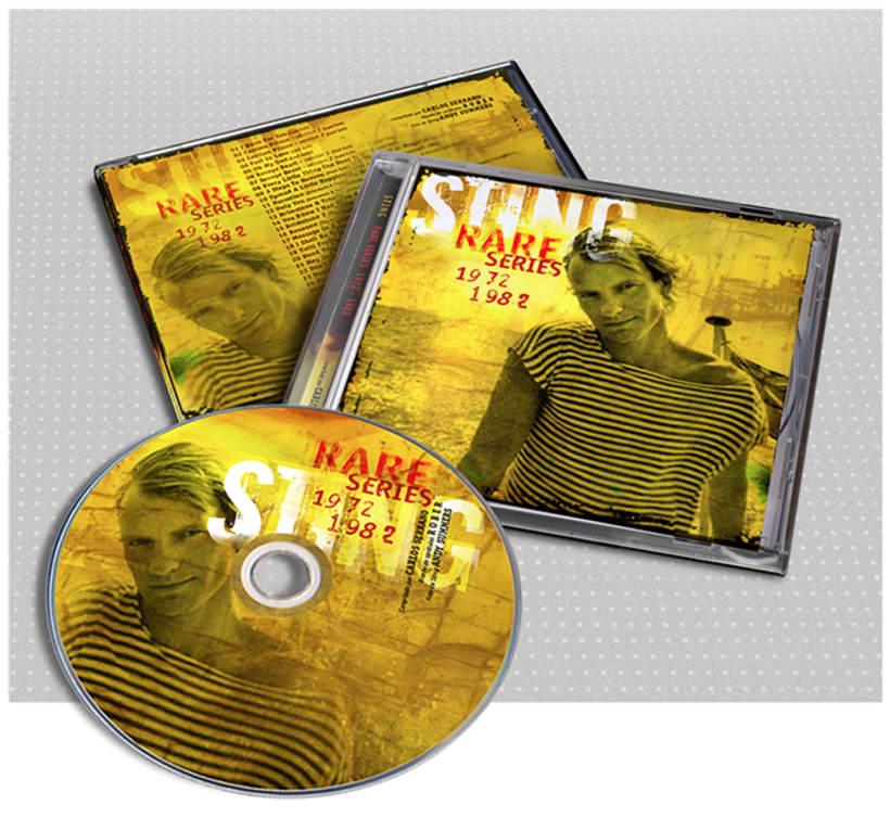 Sting: Rare Series 1972-1982. 3