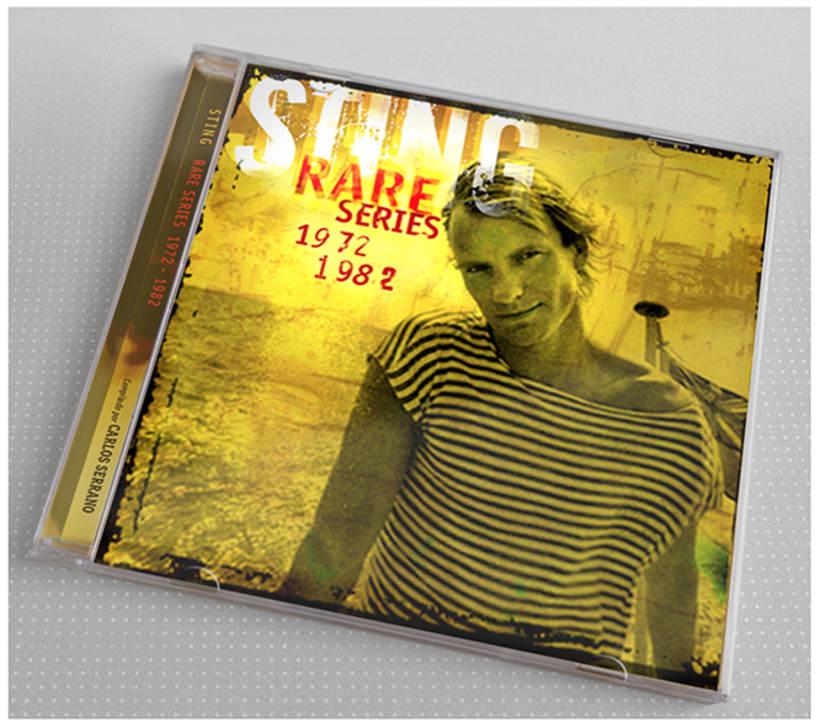 Sting: Rare Series 1972-1982. 1