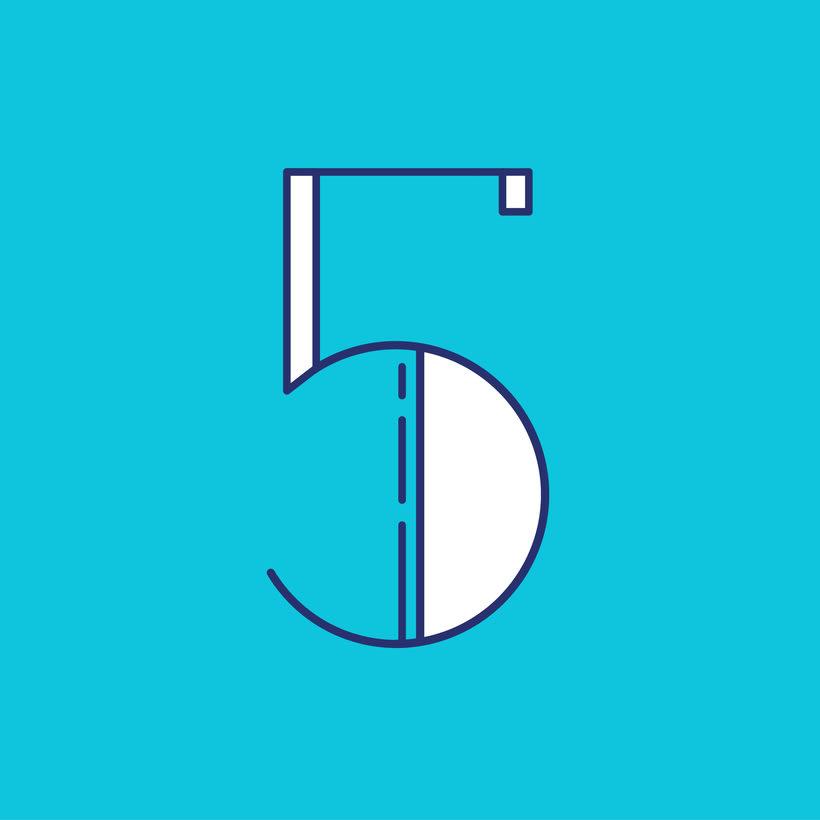 Números #36daysoftype 2016 7