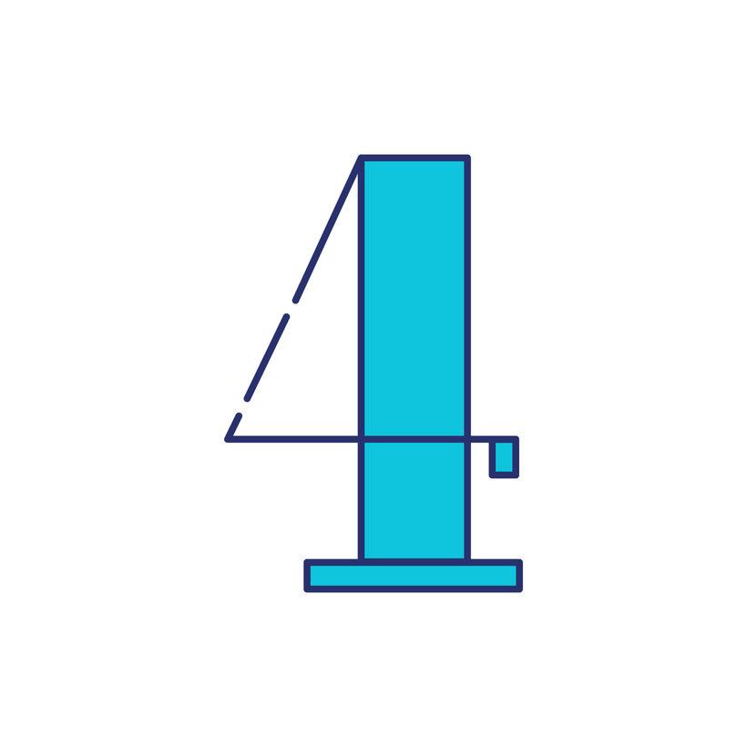 Números #36daysoftype 2016 6