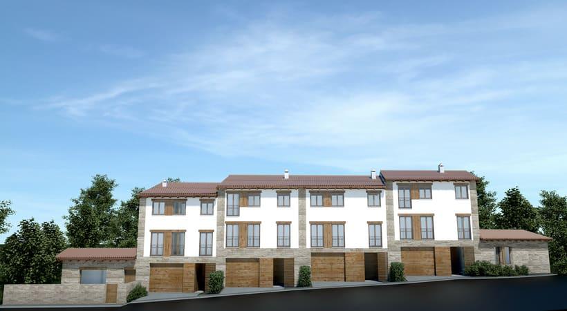 3d - new building development 0