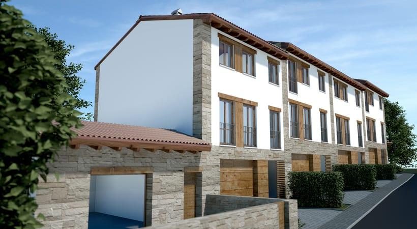 3d - new building development 1