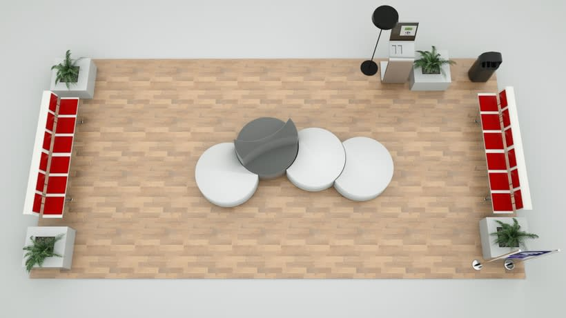 3d - rest areas 3