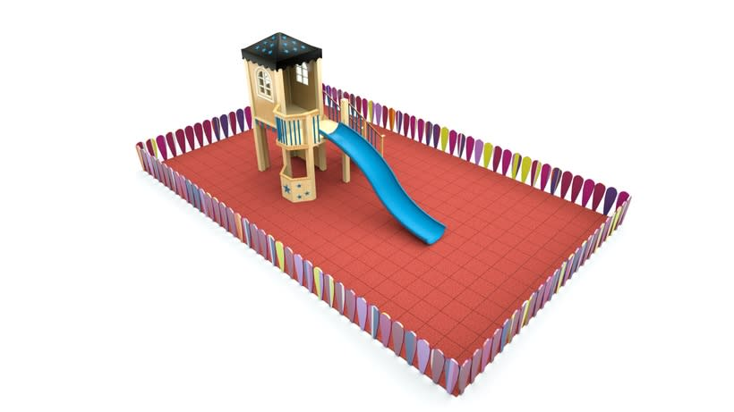 3d - playgrounds 4