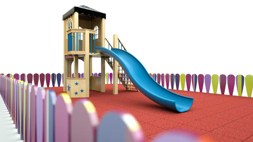 3d - playgrounds 5