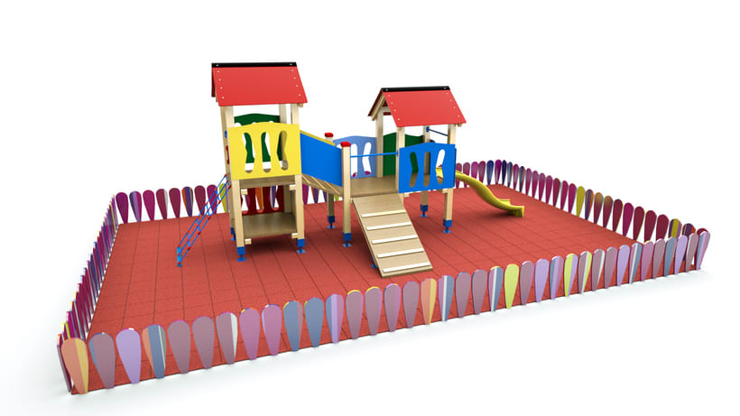 3d - playgrounds 6