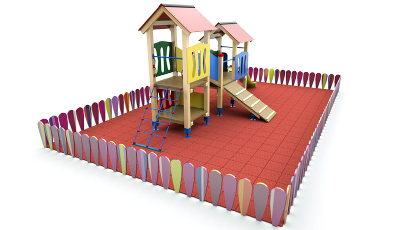 3d - playgrounds 7
