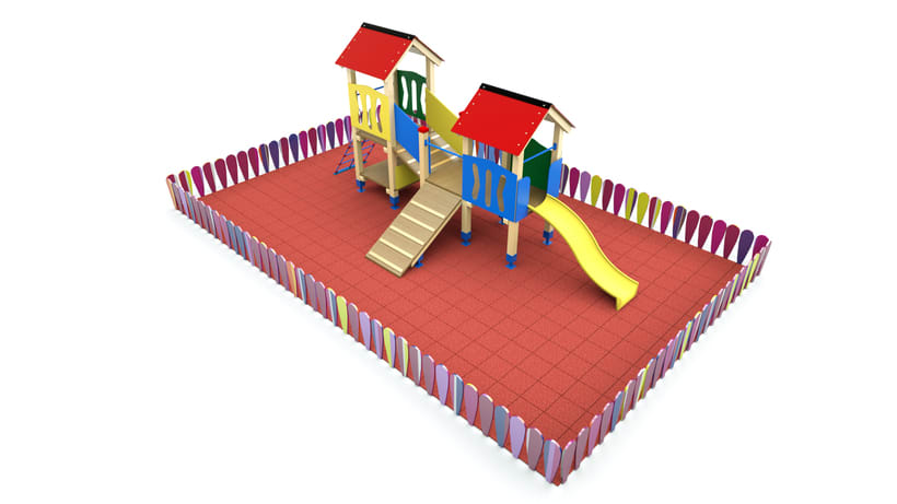 3d - playgrounds 8