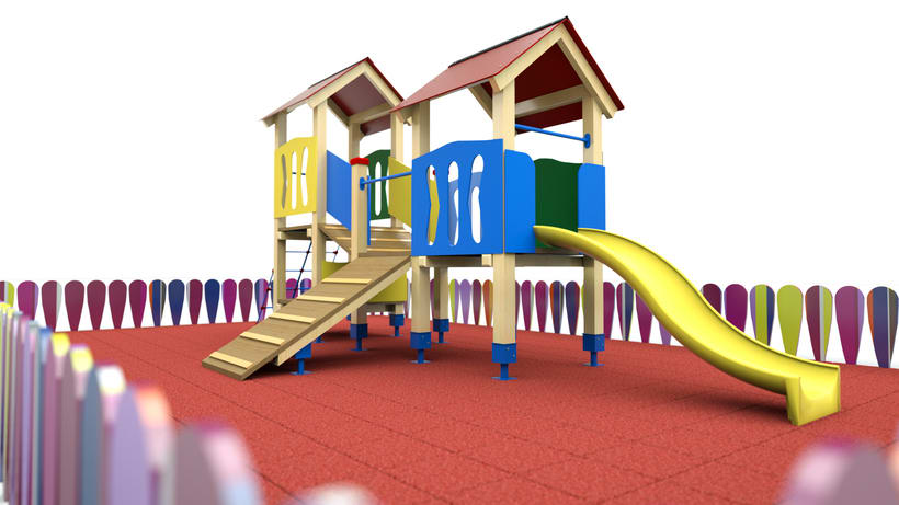 3d - playgrounds 9