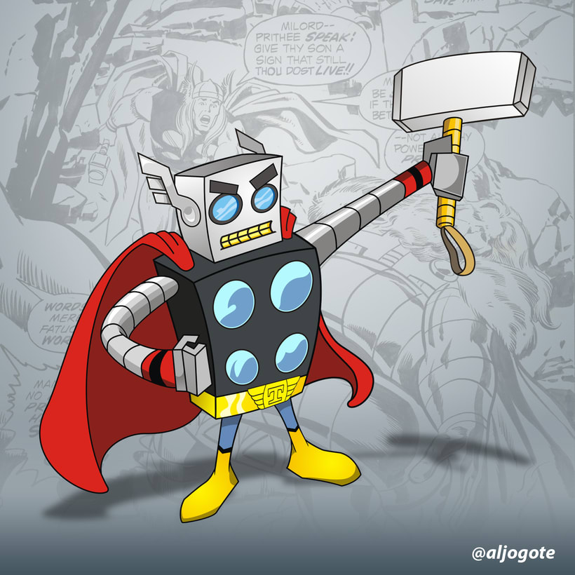Robothor -1