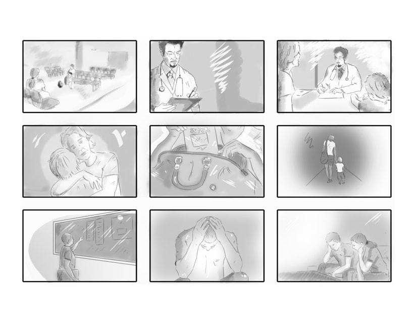 Storyboards: Jack Daniel's/ FEDER 3