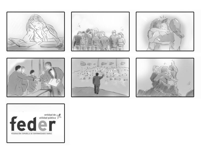 Storyboards: Jack Daniel's/ FEDER 4