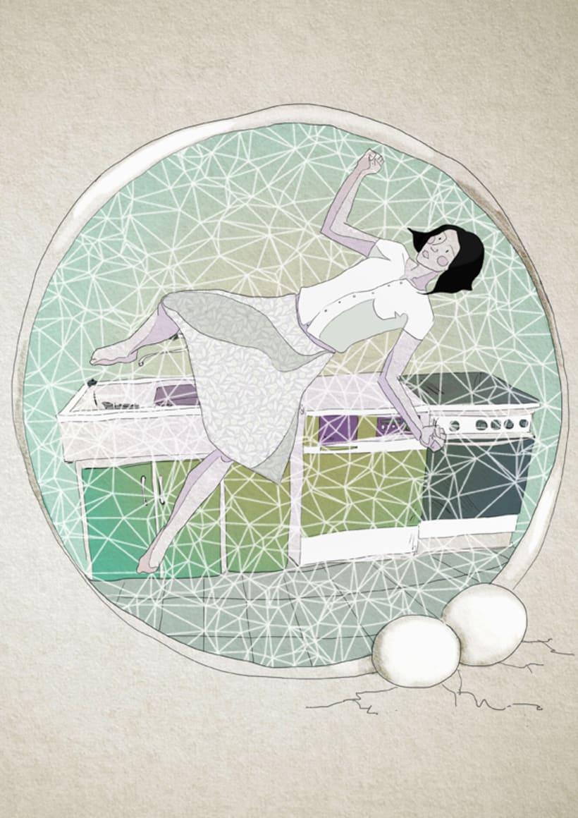 Ilustración para el cuento 'El anillo' 0