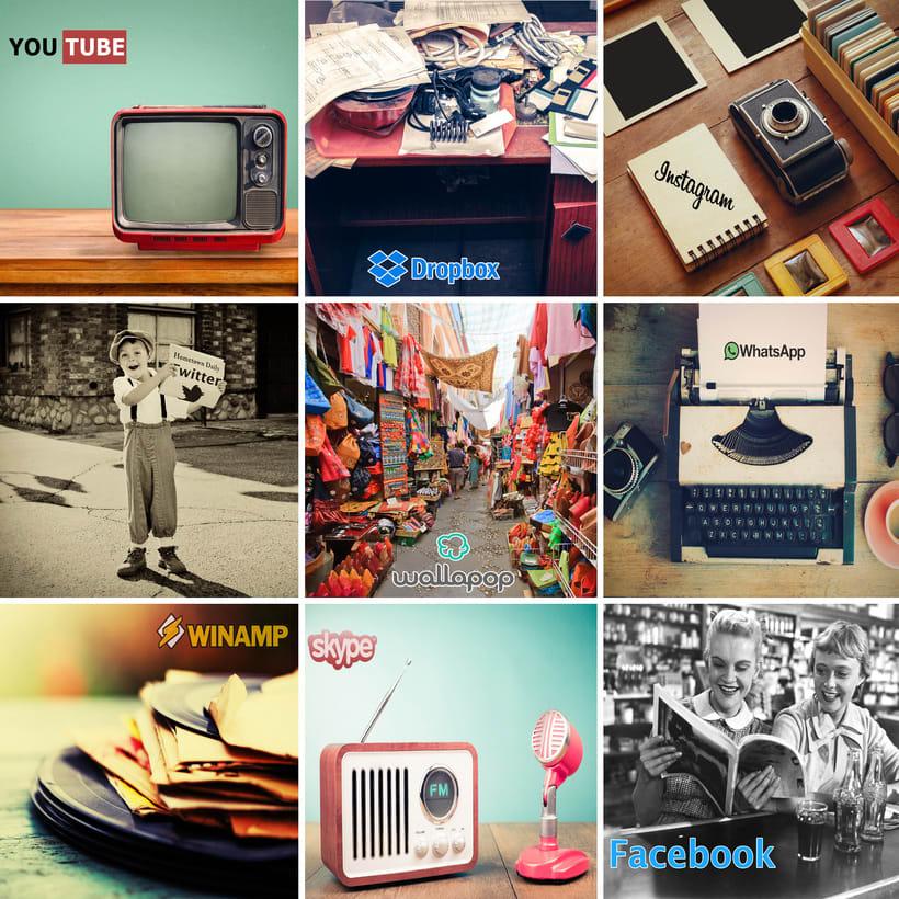 Personal visión about social medias. 1