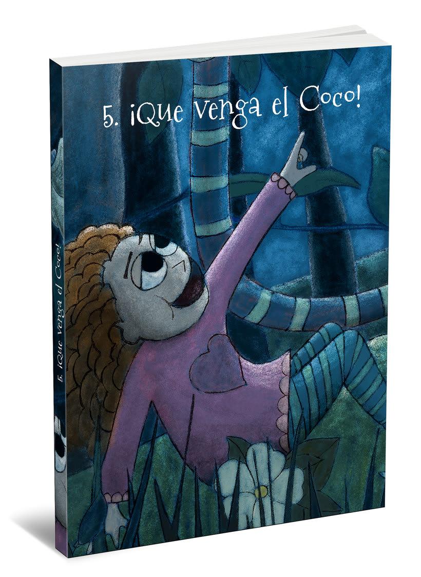 Colección cuentos infantiles Eva en el Bosque Mágico, 5 libros en caja  8
