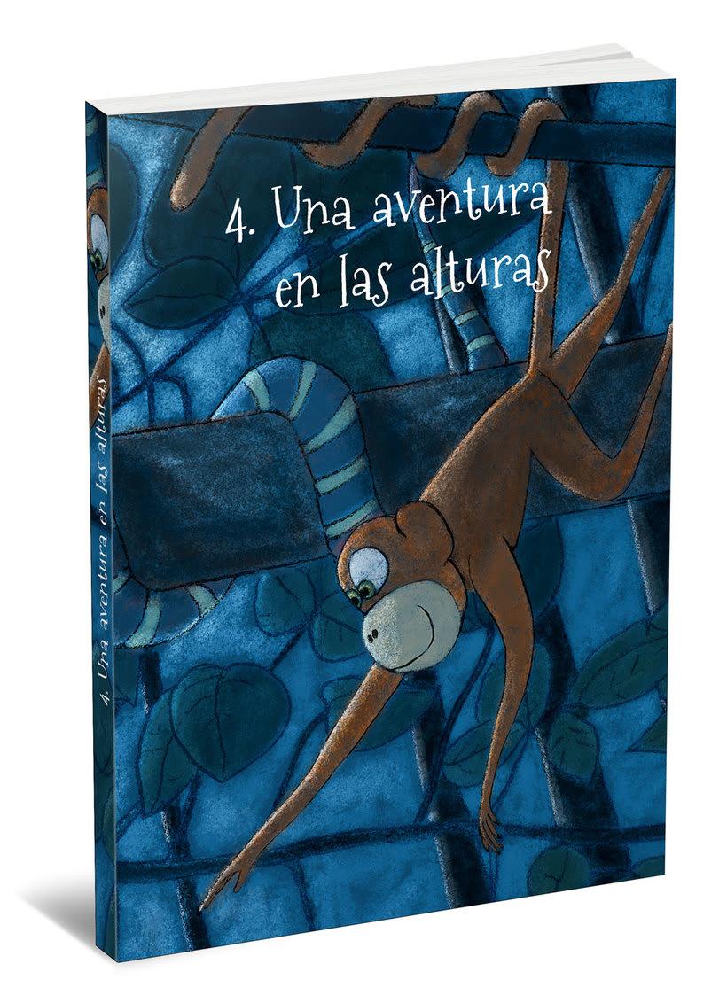 Colección cuentos infantiles Eva en el Bosque Mágico, 5 libros en caja  7