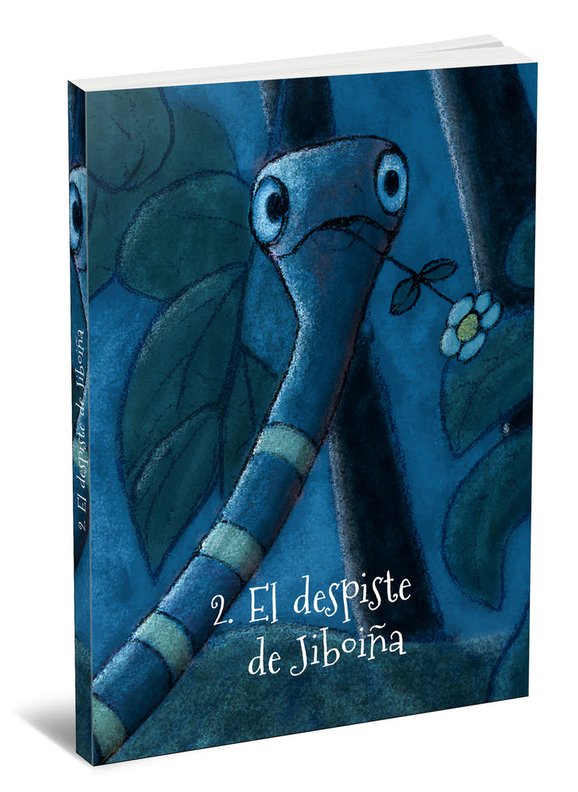 Colección cuentos infantiles Eva en el Bosque Mágico, 5 libros en caja  5