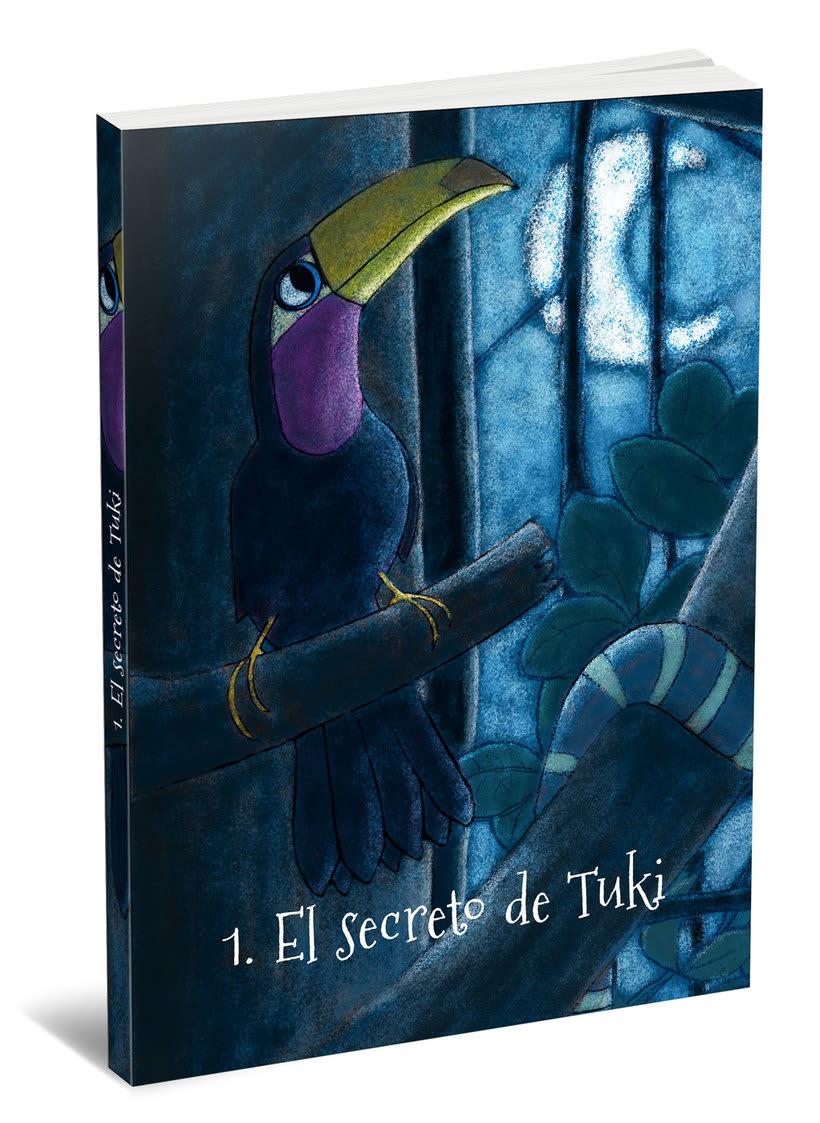 Colección cuentos infantiles Eva en el Bosque Mágico, 5 libros en caja  4