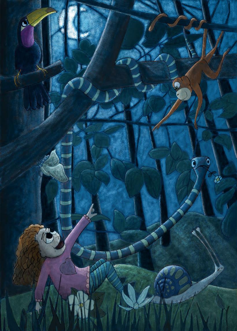 Colección cuentos infantiles Eva en el Bosque Mágico, 5 libros en caja  10