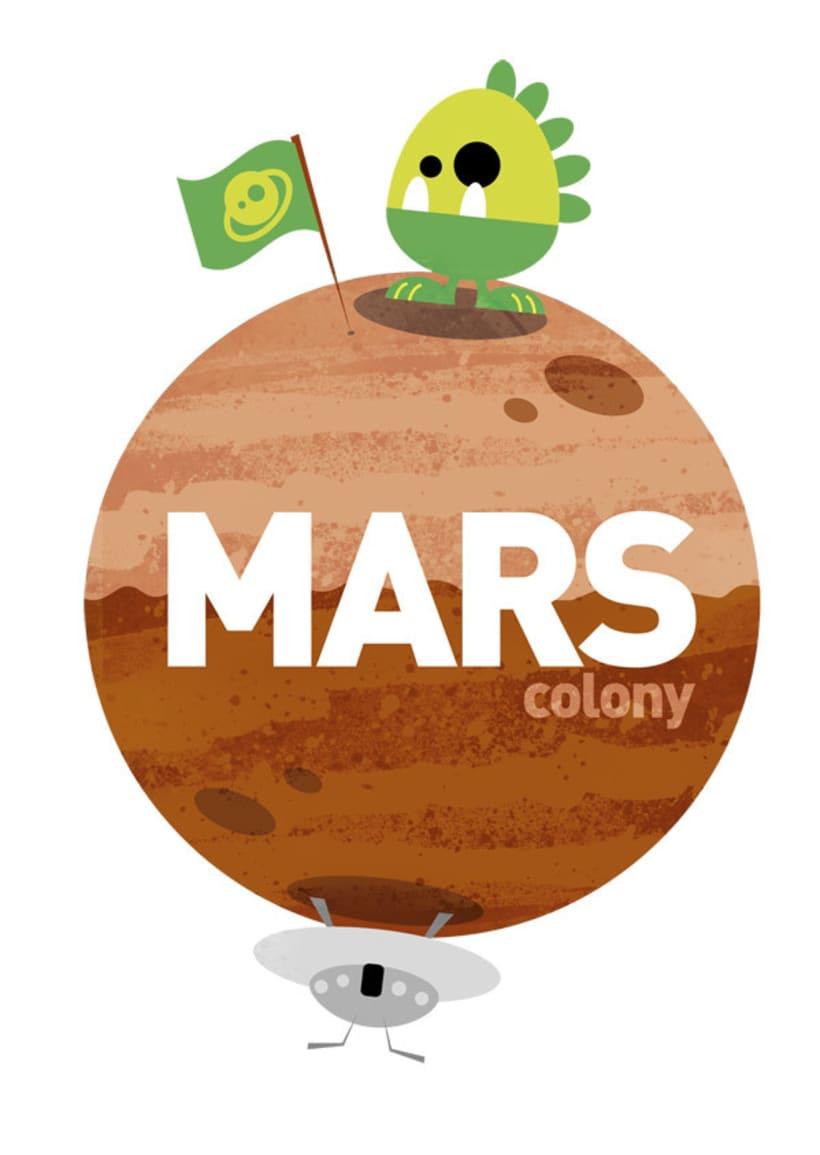 MARS Colony 0