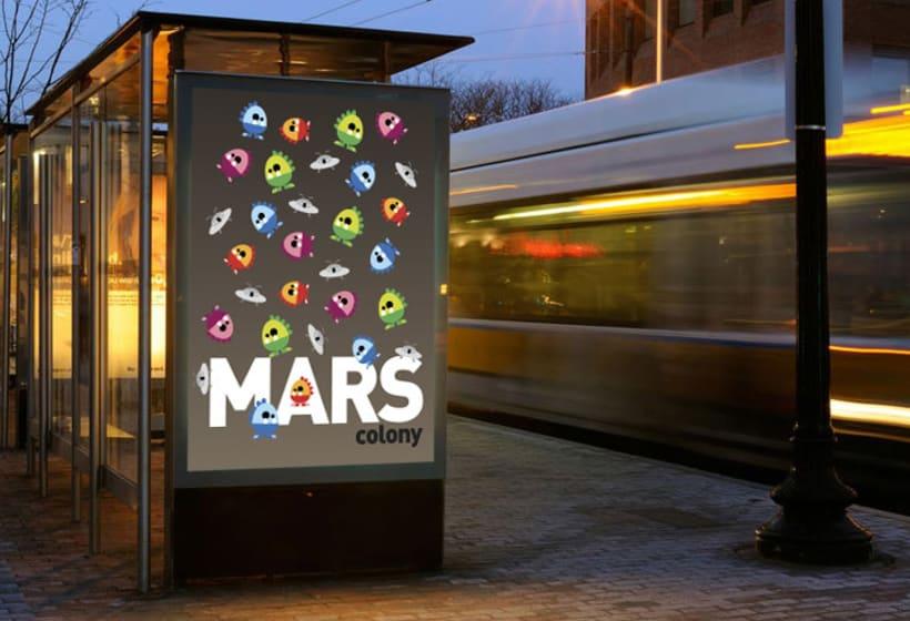 MARS Colony 5