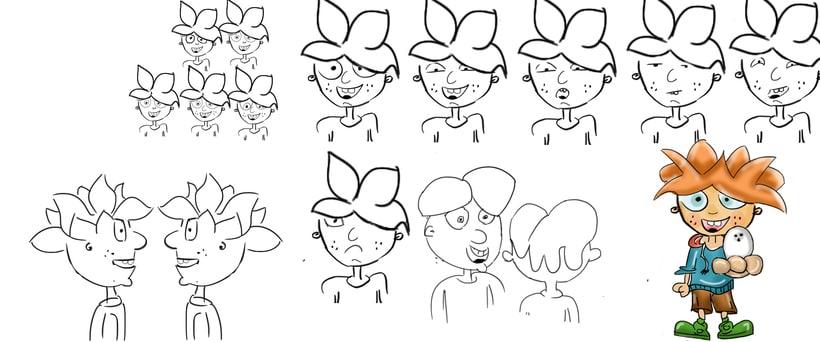 REEL Animación 3D, 2D 0