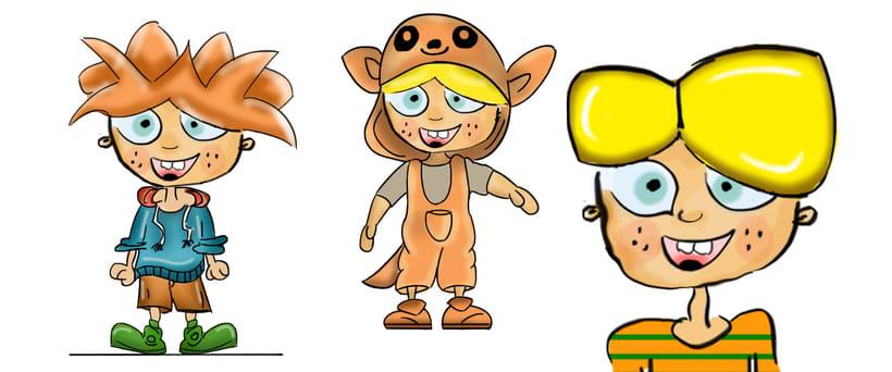 REEL Animación 3D, 2D 1