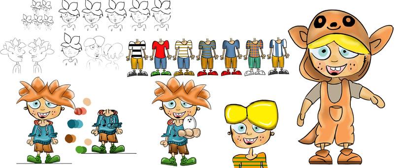 REEL Animación 3D, 2D 3