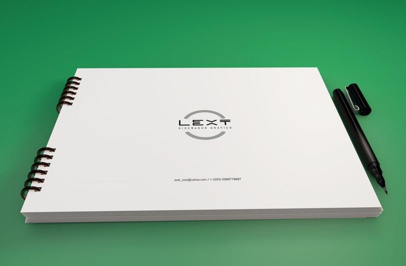 Lext Graphic Design 0