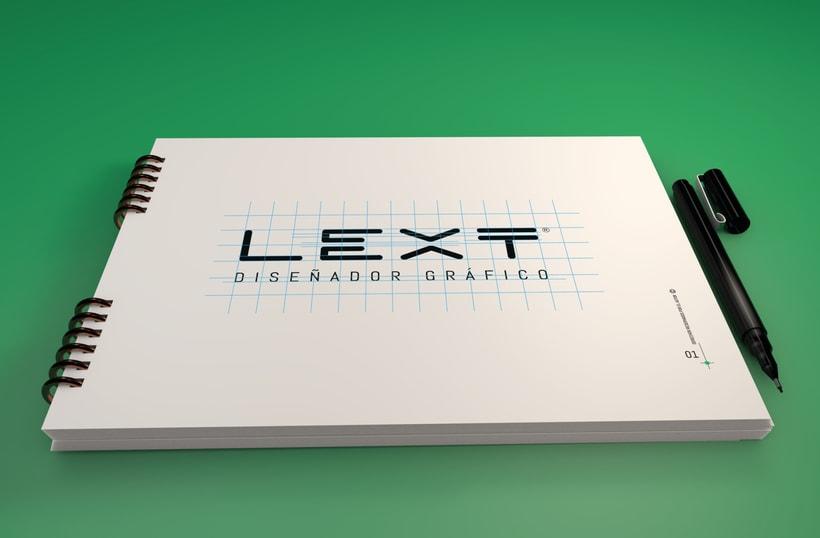 Lext Graphic Design 1