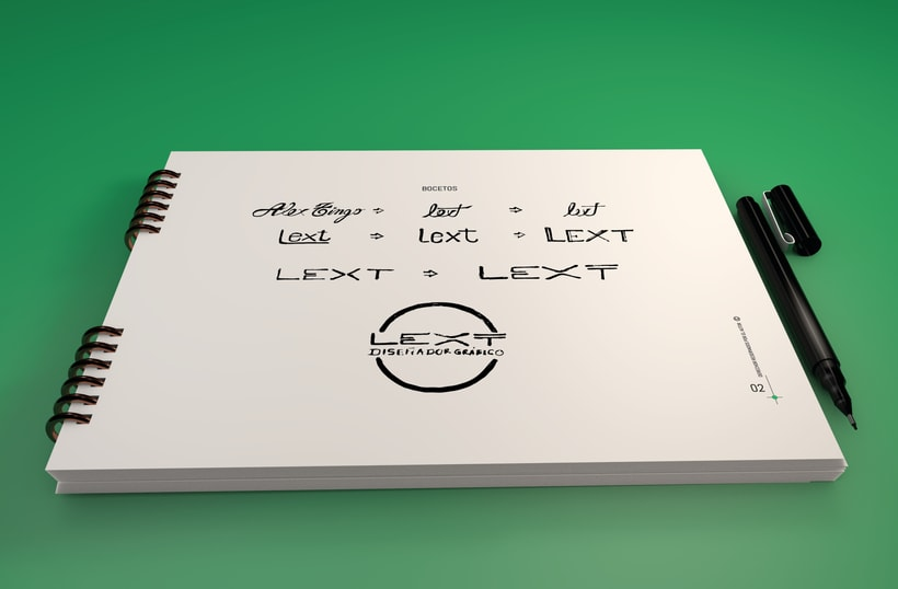 Lext Graphic Design 2