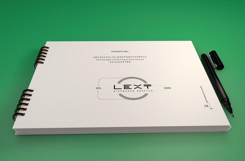 Lext Graphic Design 4