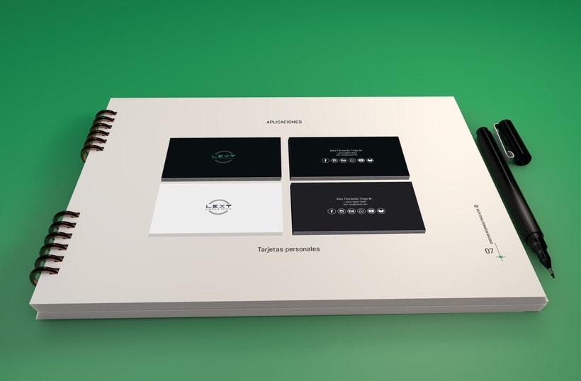 Lext Graphic Design 7