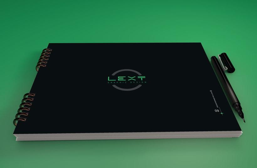 Lext Graphic Design 9